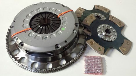 Custom High Torque Clutch & Flywheel Set