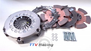 TTV Racing 184 twin plate